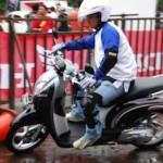 Tips singkat safety riding buat pemula ….!!!