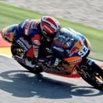 MotoGP 125cc Silverstone, …. Marc Marquez duel sengit dengan Pol Espargaro ….!!!