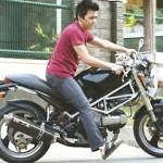 Ariel Peterpan,… antara Ducati dan Juragan ROndO …!!!