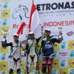 ARRC 2010 Sentul,… Bebek 115cc Race 1… Kawasaki masih bertajiii …!!!