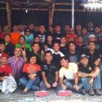 Congratz ya bro,… pengurus baru Ninja 250R Community terbentuk …!!!