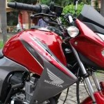 Test Ride Honda New Megapro …!!!