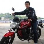 Komparasi Yamaha Byson vs Honda New Megapro,… mana yang lebih unggul …???