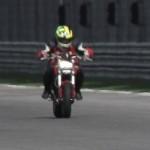 Test Ride Ducati Monster 1100 di Sepang Circuit …!!!