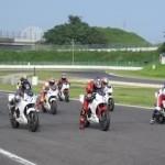 Tim Balap Honda Indonesia,… disupport penuh oleh HRC …!!!