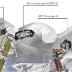 BMW Motorrad,… menerapkan Dynamic Damper Control …!!!