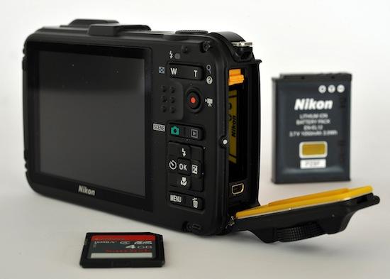 Nikon Coolpix AW100 02
