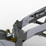 Sekilas tentang Aprilia RSV4 Twin spar frame …!!!