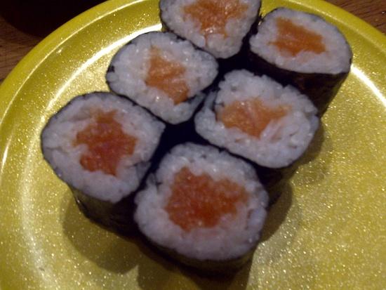 Mangan Yooo Mangaaan Sushi Time At Sushi Tei Rudi