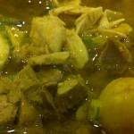 Riding Kuliner,… menikmati Soto Suroboyo Cak Sam …!!!
