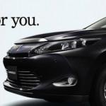 2014 Toyota Harrier,… generasi ketiga SUV Toyota… akan memasuki market …???