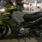 Yamaha Jupiter Z1,… siap di-test ride dalam 1 hari ..!!!