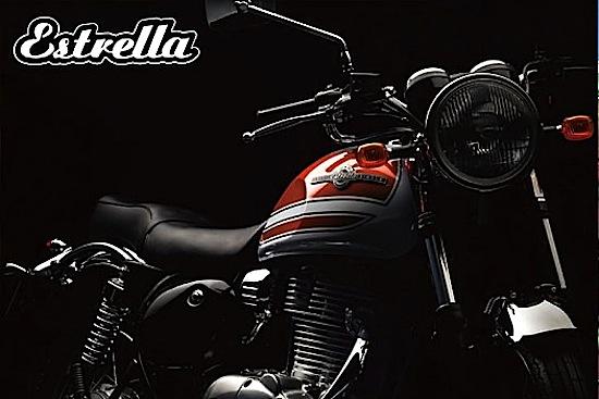 Kawasaki Estrella 02 550