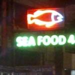 Riding Kuliner,… menikmati berbagai seafood… di Seafood 45 Fatmawati …!!!