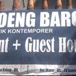 Riding Kuliner,… menikmati sajian menu Kampoeng Baron Resto …!!!