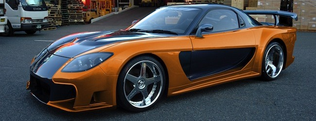 mazda rx7 fast and furious 6. the blog mazda rx7 fast and furious 6
