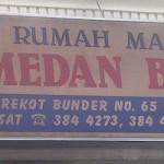 Riding Kuliner,… Rumah Makan Medan Baru… Gulai Kepala Ikan Kakap dan Burung Punai… top markotooob …!!!
