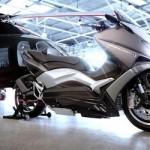 Hyper Modified bin keren,… Yamaha TMax by Ludovic Lazareth …!!!