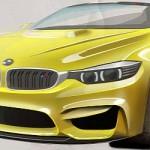 BMW M4 Coupe,… Concept mulai terkuaaak …!!!