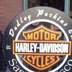 Bikers jalan-jalan,… mengunjungi Dudley Perkins Co. Harley-Davidson Store …!!!