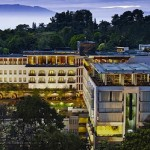 Bikers jalan-jalan,… singgah di Padma Hotel Bandung… hotel yang unik …!!!