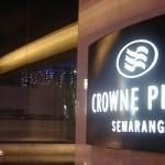 Bikers jalan-jalan,… nginep di Crowne Plaza Hotel Semarang …!!!