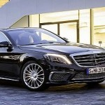 Mercedes Benz S65 AMG,… Engine V12 Biturbo… power dan torsi bengiiis …!!!