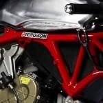 Ducati Panigale 1199 dengan Pierobon Trellis Frame,… sebuah opsi frame tambahan  …!!!