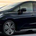 New Honda Odyssey,… bakalan menjadi saingan Toyota Alphard …???