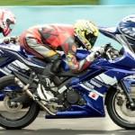 Kejurnas IRS Motorsportz 150cc Seri 3,… Yamaha R15 kembali mengalahkan Honda CBR150R #eaaaa …!!!