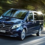 The All New Mercedes-Benz V Class,… bukan sekedar MPV biasaaa …!!!