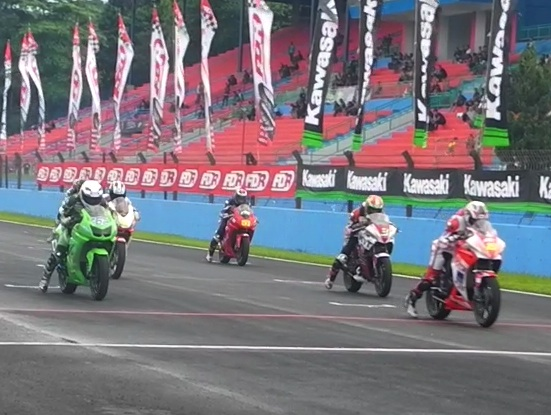 race IRS 250cc