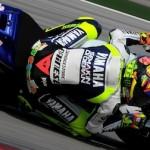 Pasca Test MotoGP Sepang hari pertama,…. Rossi puas dengan hasil yang diraih …!!!