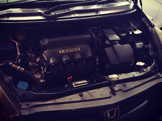 Engine Honda Jazz