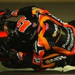Sableeeng tenaaan,… Aleix Espargaro memimpin di test 1 MotoGP Losail …!!!