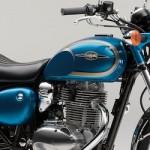 Kawasaki Estrella 250 model retro classic,… masih lumayan market meresponse …???