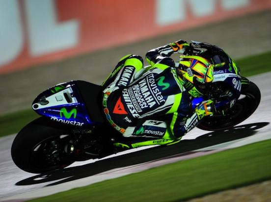Rossi Losail Qatar