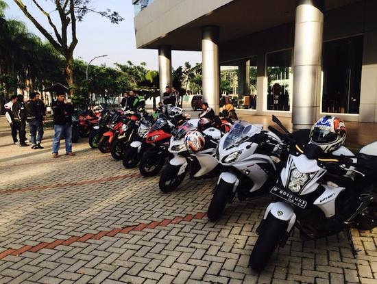 Komunitas Z800 Bandung