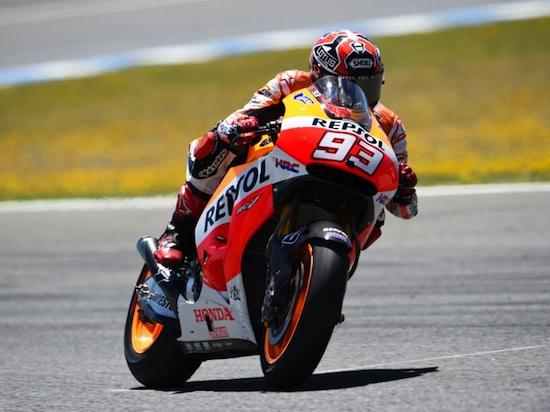 Marquez at Jerez 2014