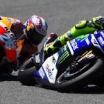 Rossi : Mengalahkan Marquez hanya laaagh masalah waktu …!!!