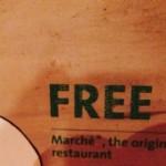 Riding Kuliner,… mencicipi hidangan ala Swiss Market …at Marché Resto …!!!