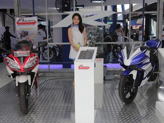 Yamaha R15 PRJ
