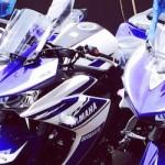 Ban dan exhaust racing,… mulai banyak diincar oleh konsumen Yamaha R25 …!!!