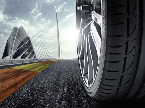 potenza tyres