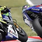 Qualifkasi MotoGP Sepang,… duel antara Rossi vs Lorenzo… tim Yamaha tersenyum …???
