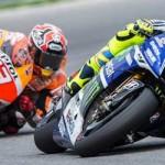 MotoGP Sepang Race,… duel seru terjadi antara Rossi vs Marquez … Marquez keluar sebagai Juara …!!!