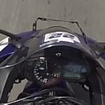 Yamaha R25 Full Throttle,… saling overtaking dengan Kawasaki Ninja 250R Fi… seruuu kalau ada Kejurnas …!!! (4)