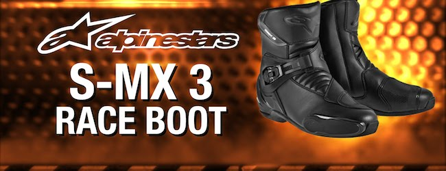 Review Alpinestars S-MX 3 Boot e1806a6f01