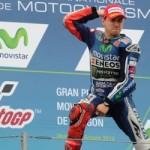 MotoGP Aragon Race,… Rossi dan duo Repsol Honda ndlosooor  … Lorenzo juara …!!!