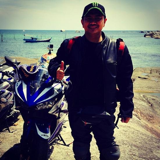 Mas Tri in Belitung